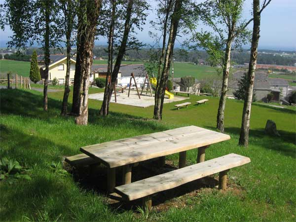 Torce picnic area