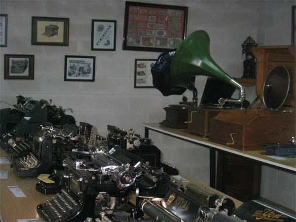 Typewriters collection